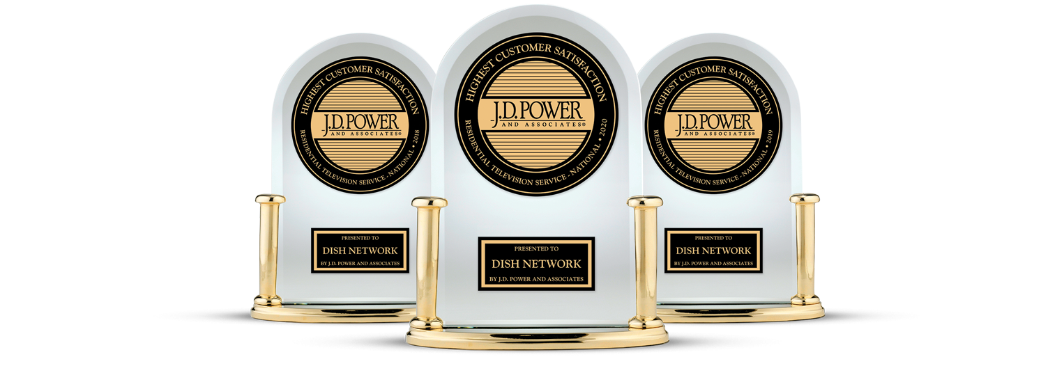 DISH Customer Satisfaction - Ranked #1 by JD Power - Trinity Custom Satellite in Trinity, Texas - DISH Authorized Retailer